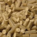 Compressed Wood Brickets - 960Kg  (48 x 20Kg Bags)